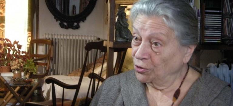 Thérèse Clerc, «L'amazone aux cheveux blancs»