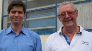 André Vallette und Alain Badoche